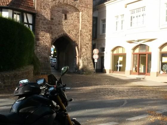 Niederntor (Stadt Blomberg).