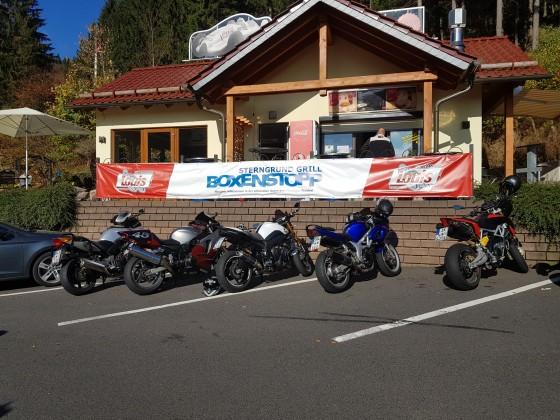 Tour über den Rennsteig nach Oberhof