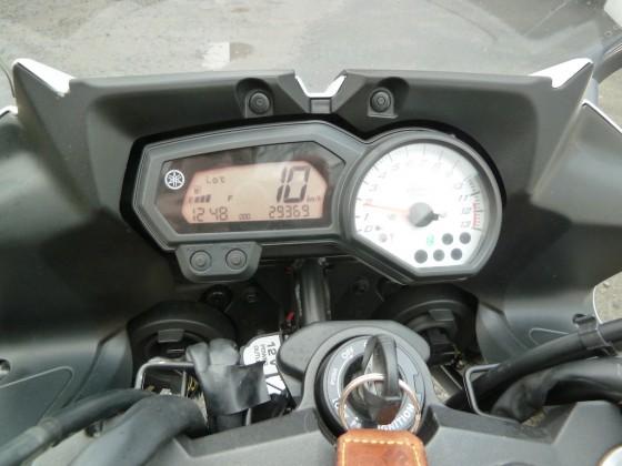 FZ8 Km
