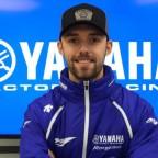 Willkommen zurück bei Yamaha, Jonas Folger